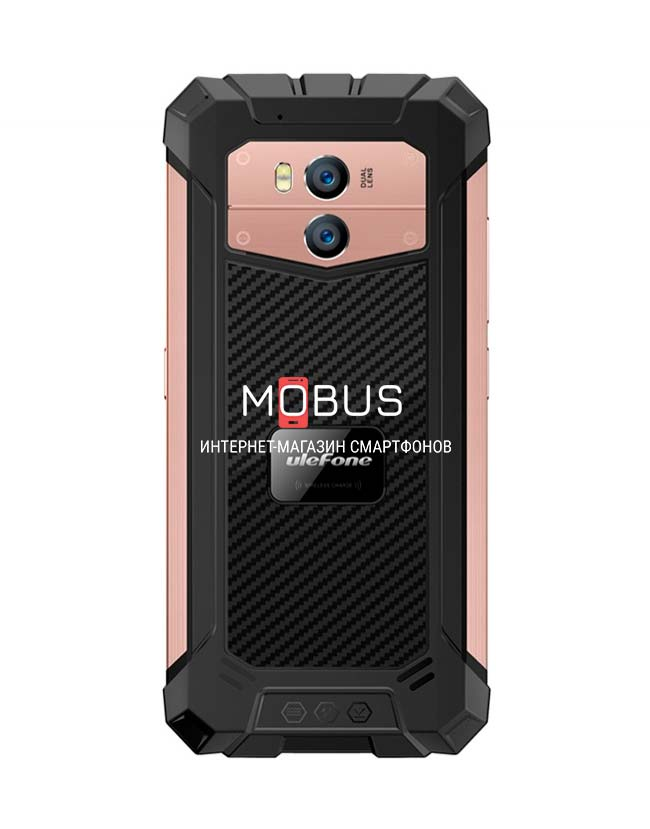 Ulefone Armor X Rose Gold IP68