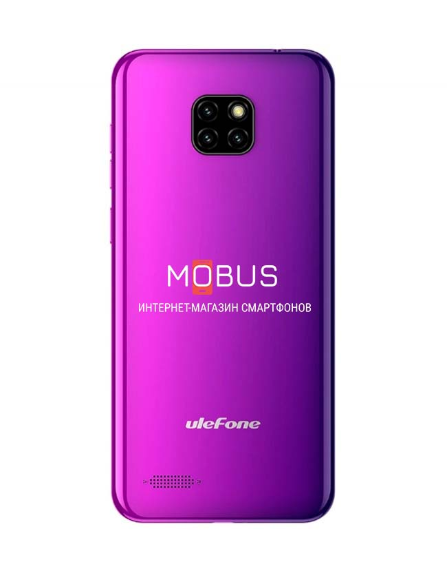 Ulefone Note 7 purple