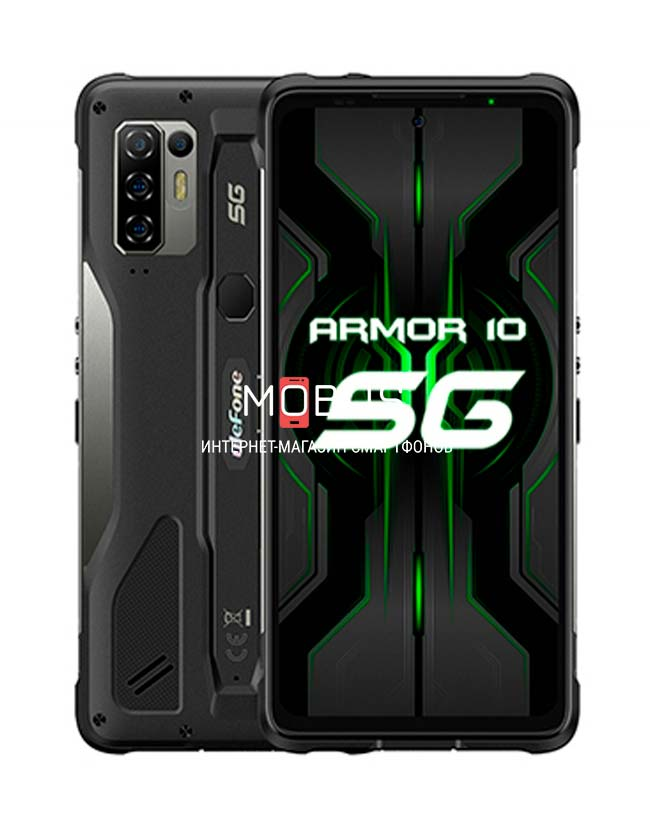 Ulefone Armor 10 8/128GB Black