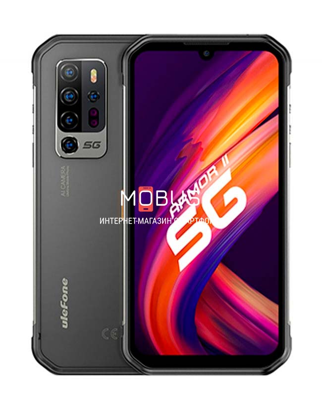 Ulefone Armor 11 5G IP68 8/256gb black