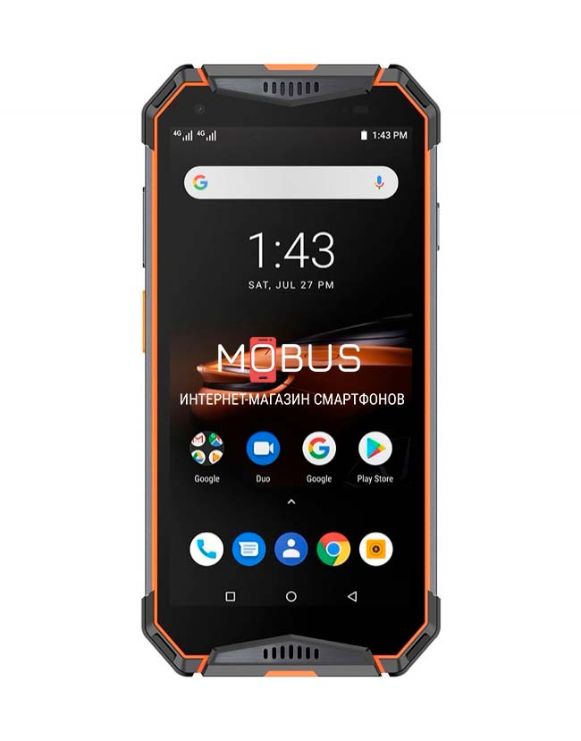 Ulefone Armor 3WT 6/64GB Orange РАЦИЯ
