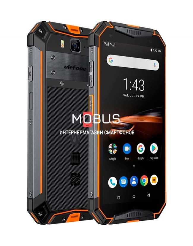 Ulefone Armor 3W 6/64GB Orange
