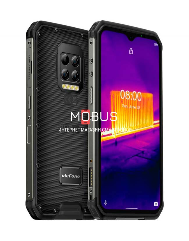 Ulefone Armor 9 8/128GB IP68 Black