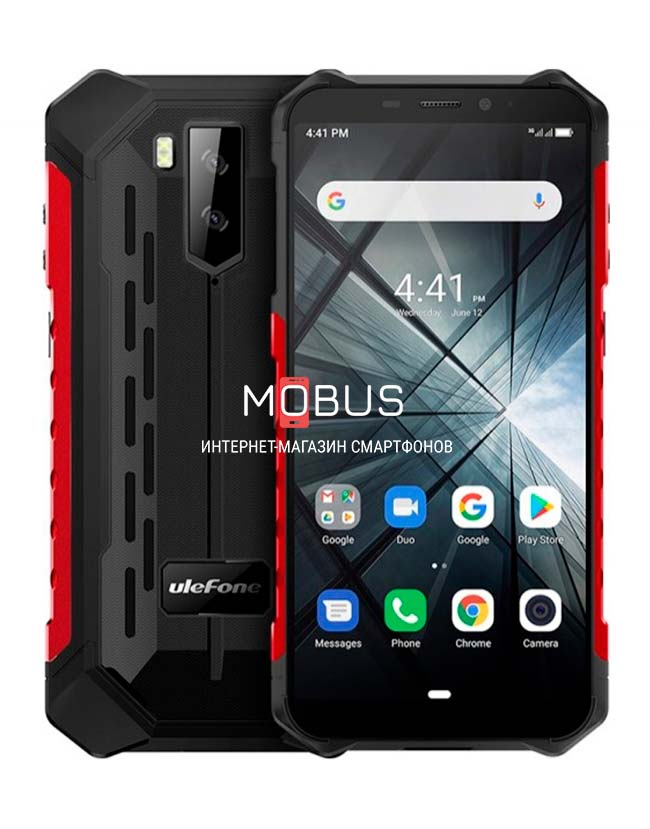 Ulefone Armor X3 Red