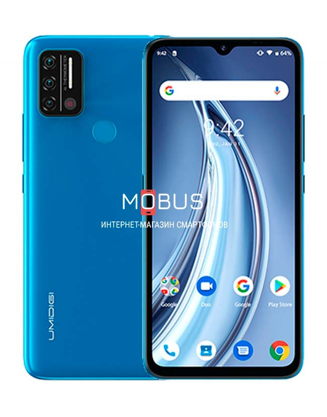 Umidigi A9 3/64GB Blue