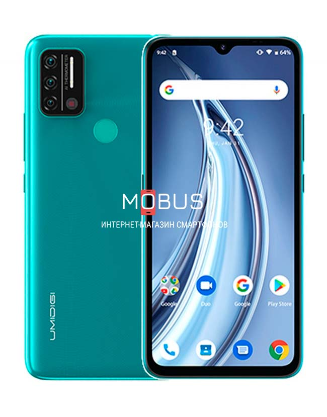 Umidigi A9 3/64GB Green