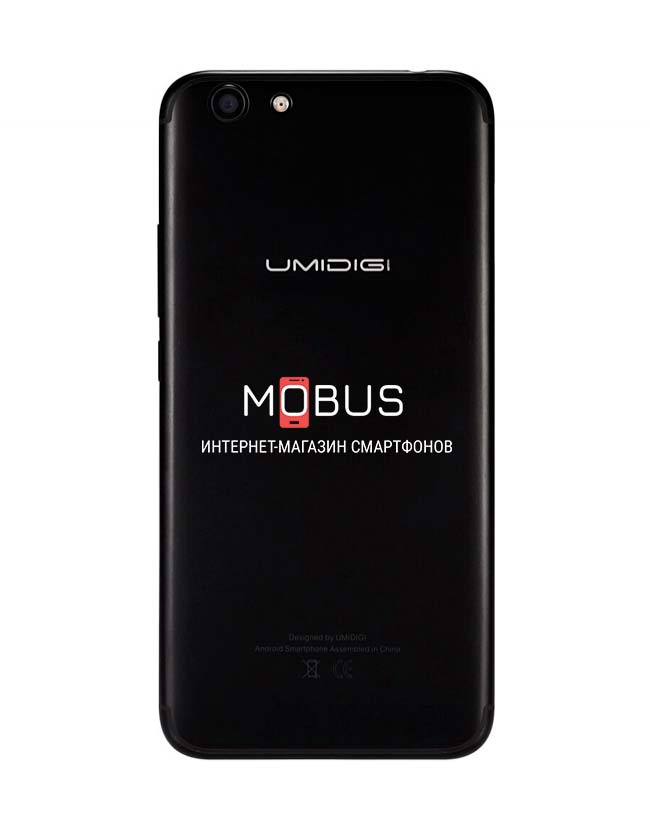Umidigi C Note 2 4/64GB Black