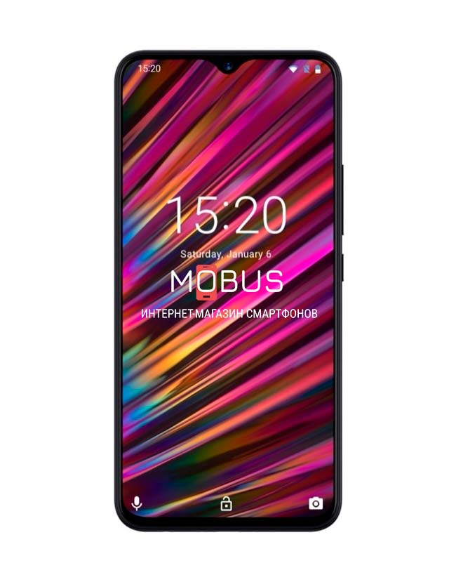 Umidigi F1 Play 6/64GB Black