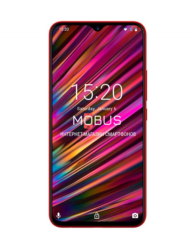 Umidigi F1 Play 6/64GB Red