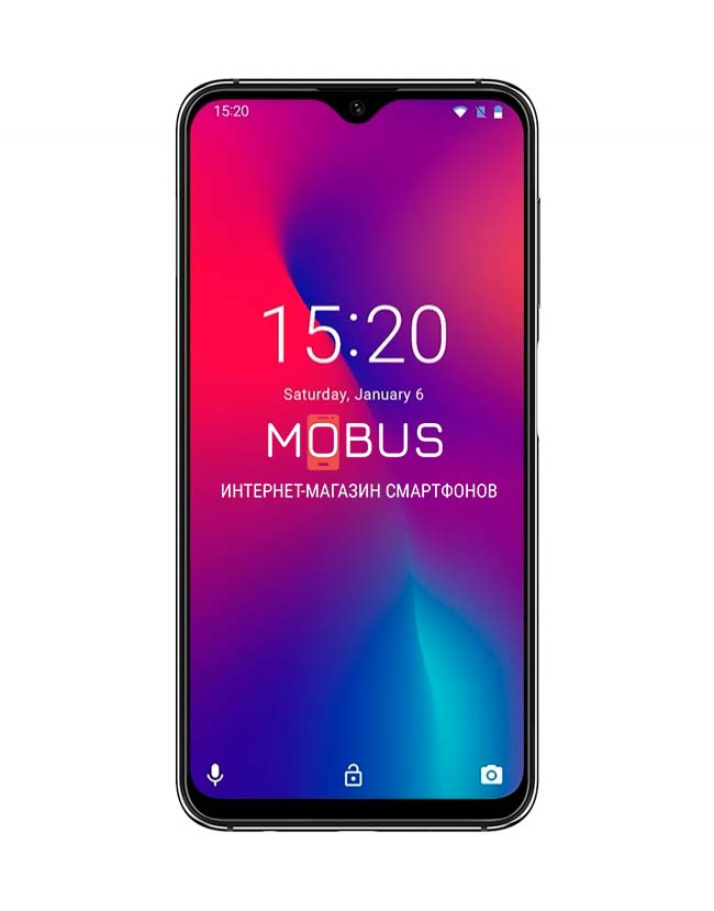 Umidigi One Max 4/128GB Black