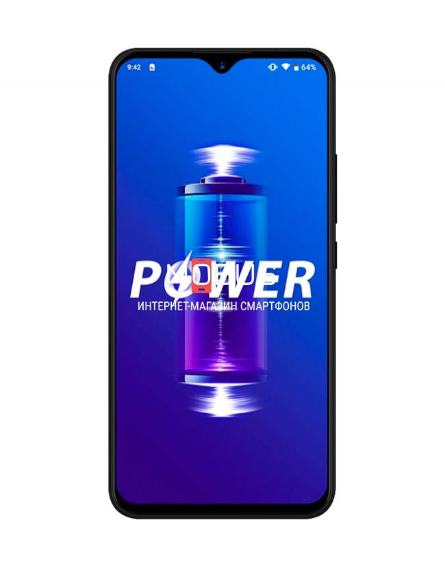 Umidigi Power 4/64GB Black