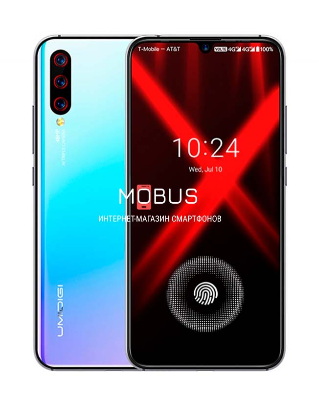 Umidigi X 4/128GB Twilight