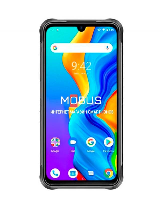 Umidigi Bison 6/128Gb Red IP68