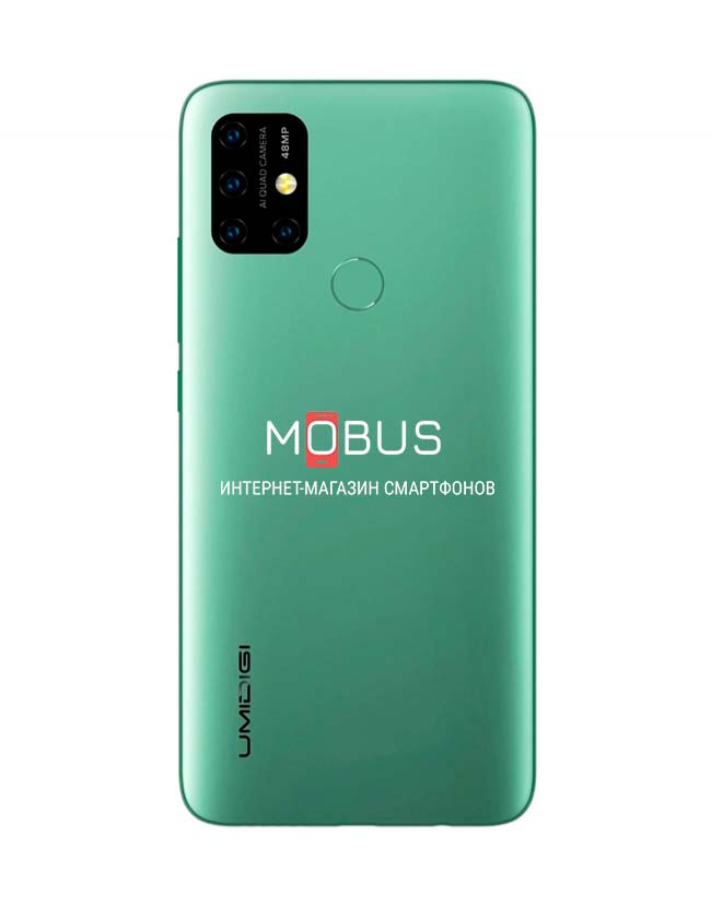 Umidigi Power 3 4/64GB Green