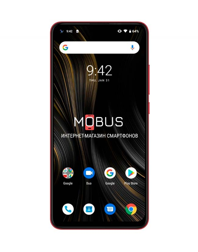 Umidigi Power 3 4/64GB Red