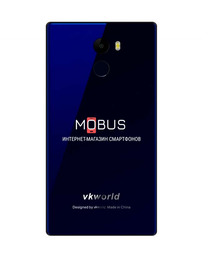 Vkworld Mix Plus 3/32GB Blue