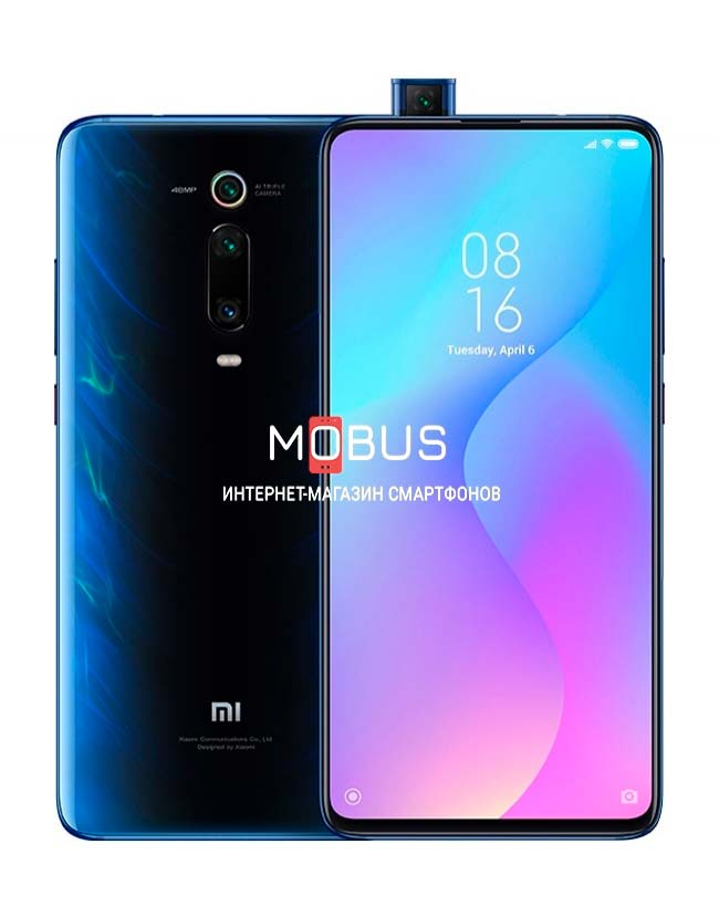 Xiaomi Mi9T 6/128GB Blue EU