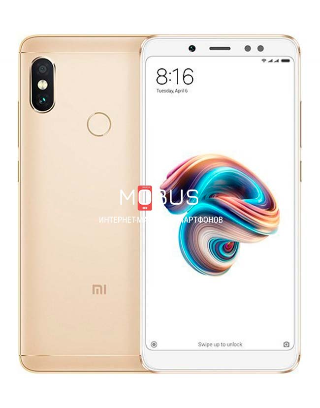 Xiaomi Redmi Note 5 4/64GB Gold Global ROM