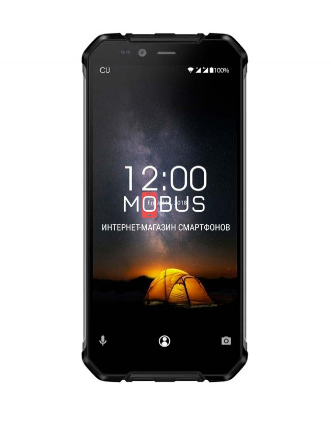 Oukitel wp1 IP68 Black