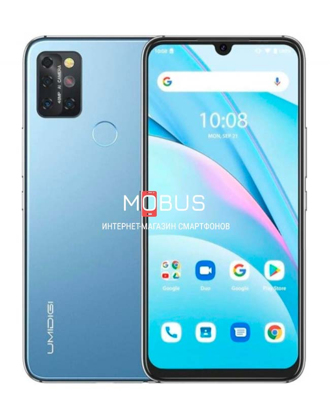 Umidigi A9 Max 8/128gb Blue
