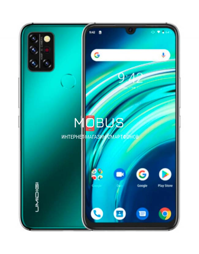 Umidigi A9 Max 8/128gb Green
