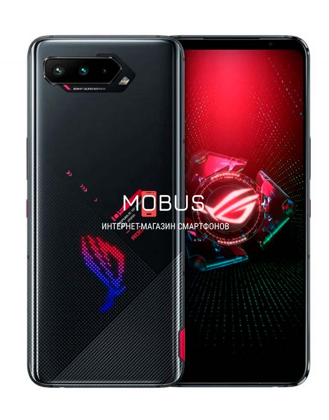 Asus ROG Phone 5 5G 12/128Gb Black