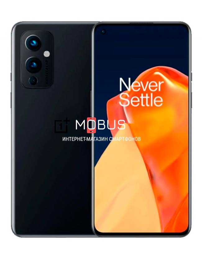 OnePlus 9 12/256GB Astral Black LE2110