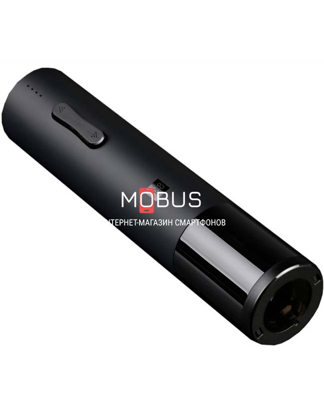 Умный штопор Xiaomi Electric Wine Bottle Opener Black