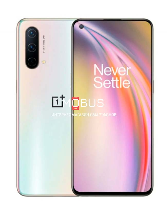 OnePlus Nord CE 5G EB2103 12/256GB Silver