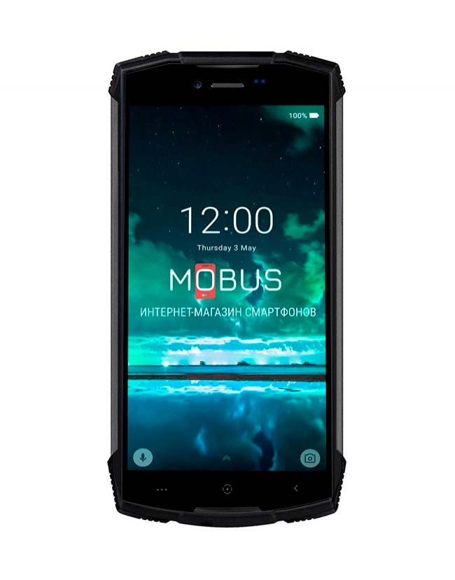 Doogee s55 IP68 Black