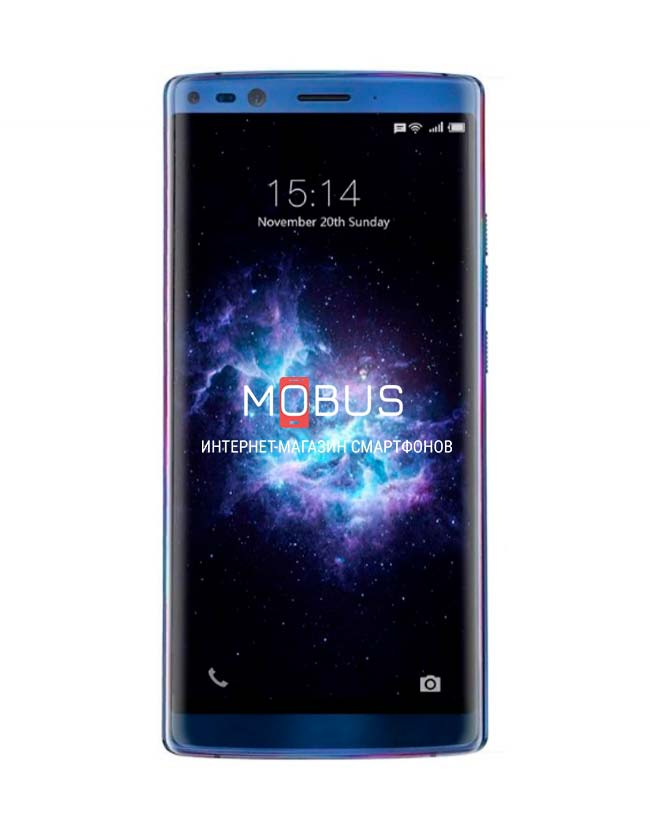 Doogee Mix 2 6/64gb Blue