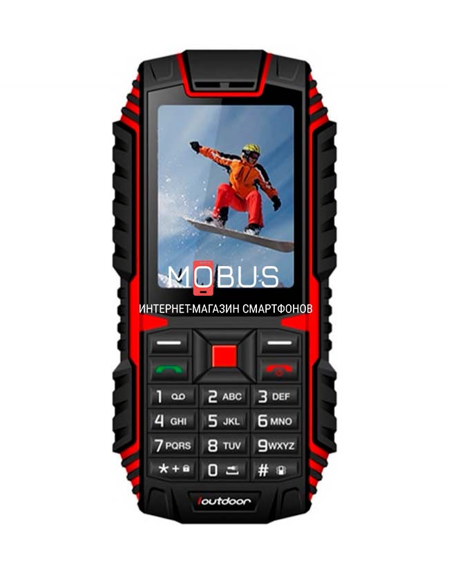 iOutdoor T1 IP68 Red