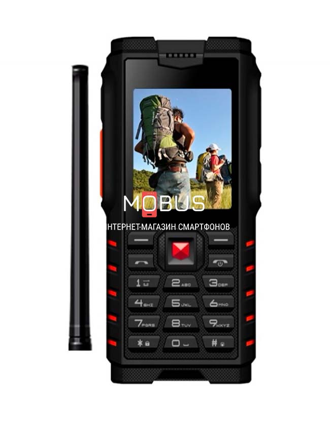 iOutdoor T2 IP68 Red