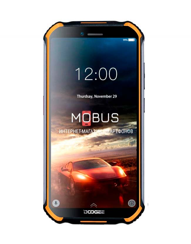 Doogee s40 3/32GB IP68 Orange