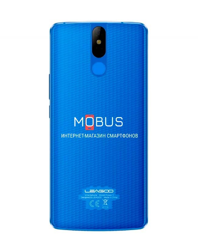 Leagoo Power 5 Blue