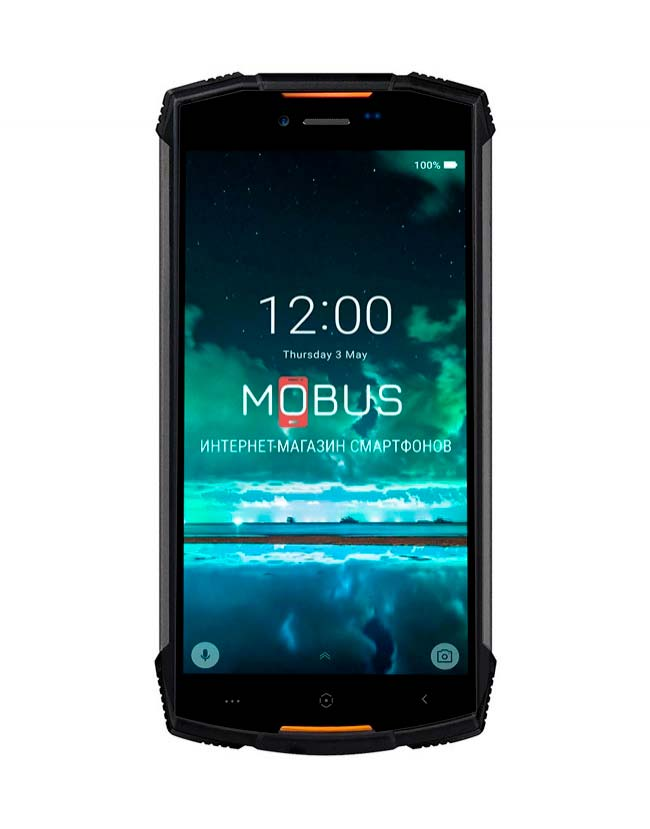 Doogee s55 IP68 Orange