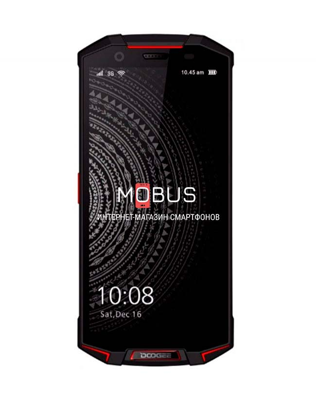 Doogee s70 IP68 Red