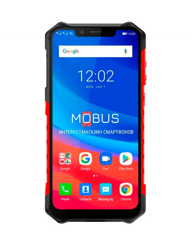 Ulefone Armor 6 IP68 Red