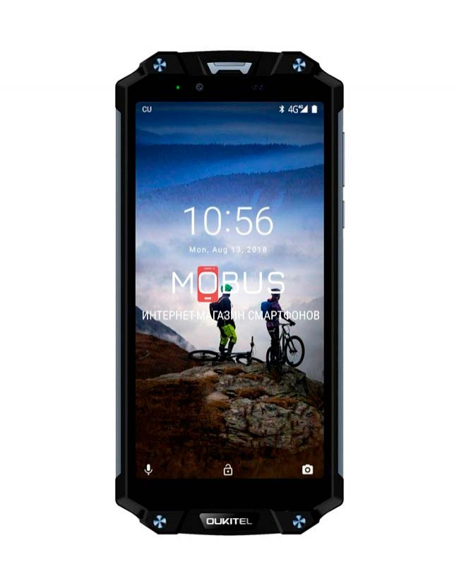 Oukitel WP2 ip68 Black